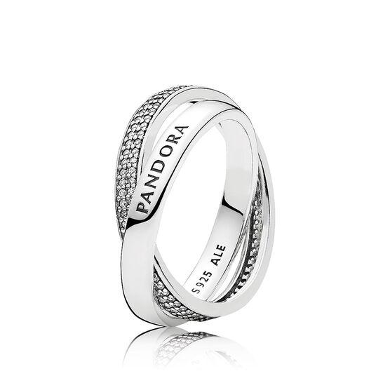 PANDORA CZ Promise Ring
