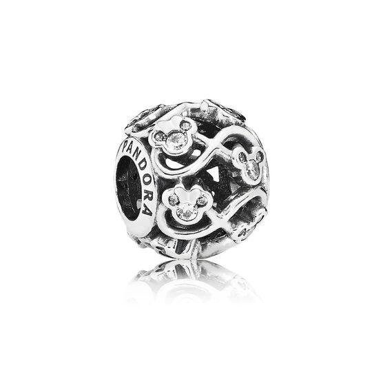 PANDORA Disney Mickey & Minnie Infinity Charm