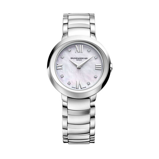 Baume & Mercier PROMESSE Diamond 10158 Ladies Watch