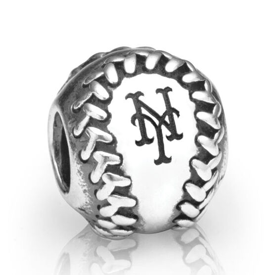 PANDORA New York Mets MLB Charm
