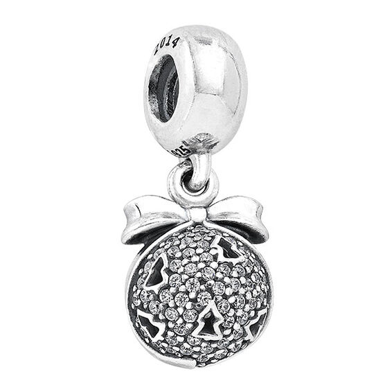 PANDORA 2014 Black Friday Christmas Wish Charm RETIRED