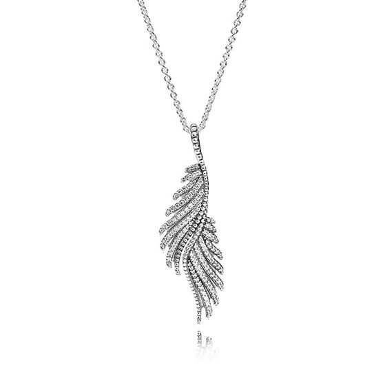 PANDORA Majestic Feathers Pendant