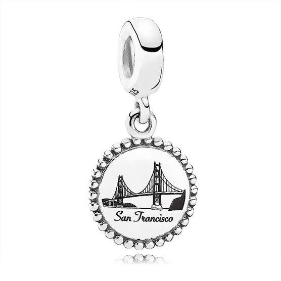 PANDORA San Francisco Dangle Charm