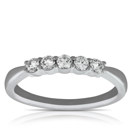 Diamond Band, 1/3 ctw. 14K