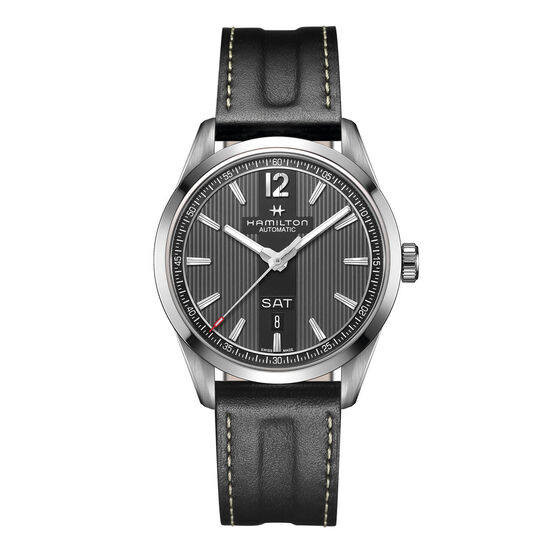 Hamilton Broadway Day Date Auto Watch