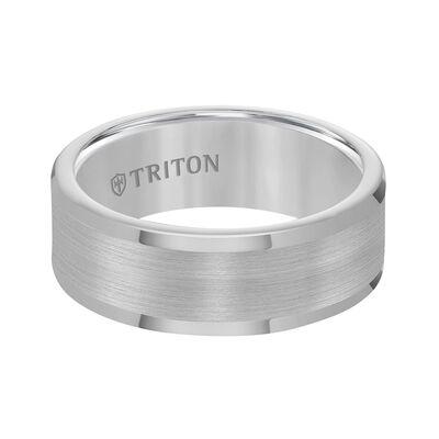 TRITON Grey Tungsten Band