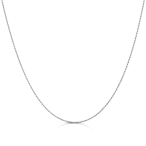 Diamond Cut Rope Chain 14K, 24""