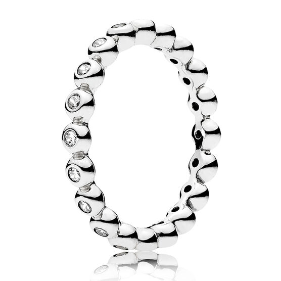 PANDORA For Eternity CZ Ring