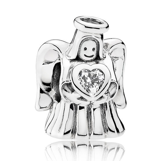 PANDORA Angel of Love CZ Charm