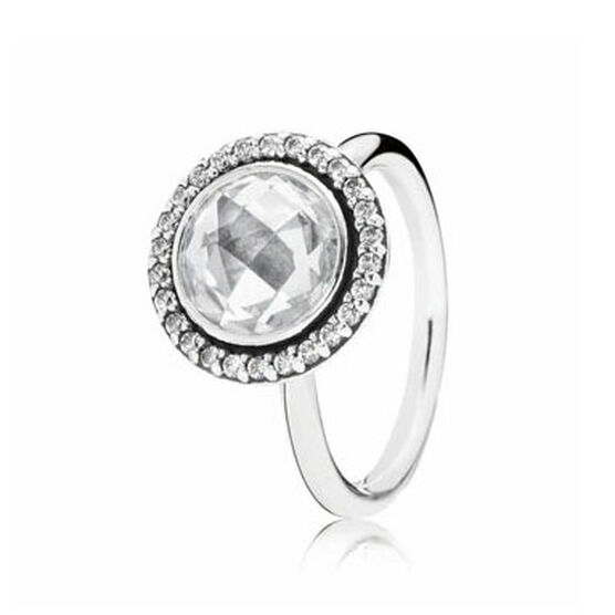 PANDORA Brilliant Legacy CZ Ring