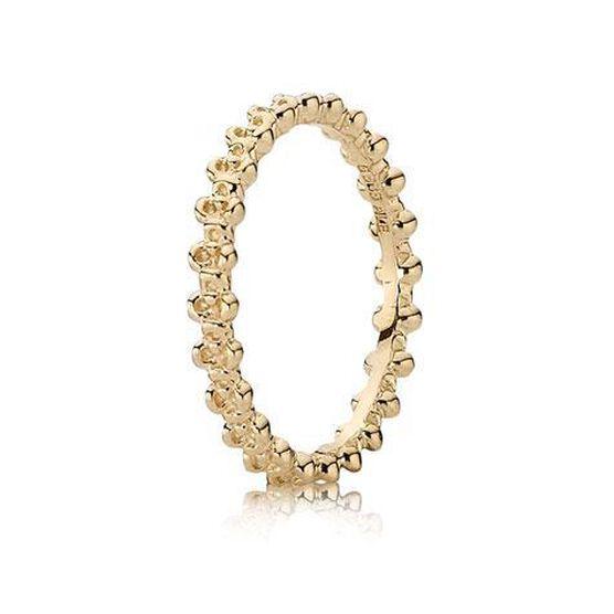 PANDORA Floral Elegance Ring 14K
