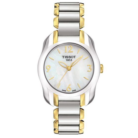 Tissot T-Wave Mother-of-Pearl Watch