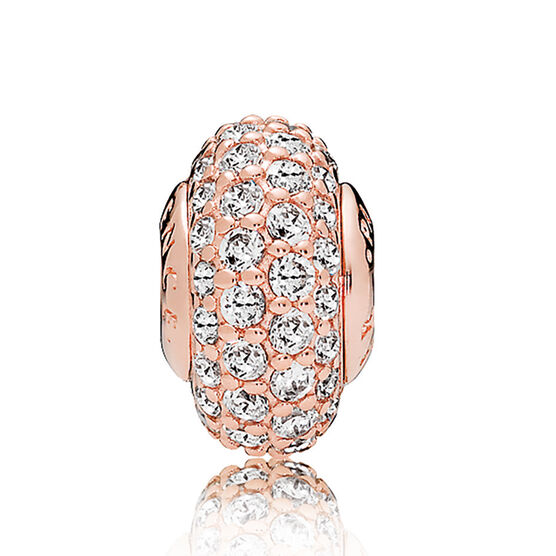 PANDORA Rose™ ESSENCE CZ Confidence Charm