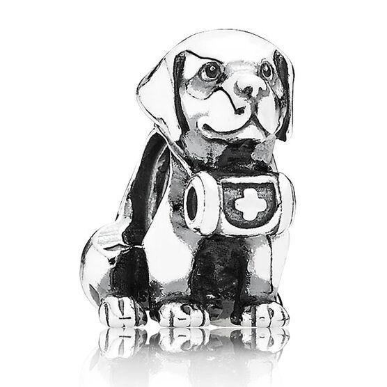 PANDORA Mountain Dog Charm