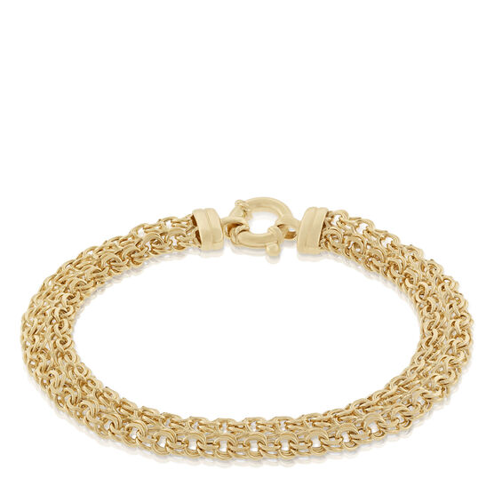 Toscano Collection Garibaldi Bracelet 18K
