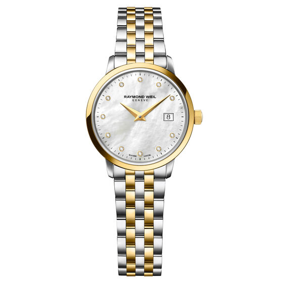 Raymond Weil Diamond Toccata Watch