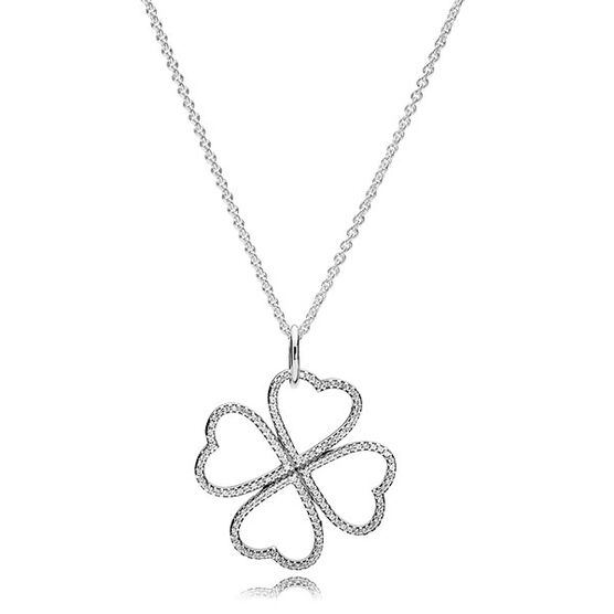 PANDORA Petals of Love Necklace