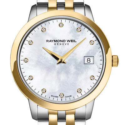 Raymond Weil Toccata Diamond Watch