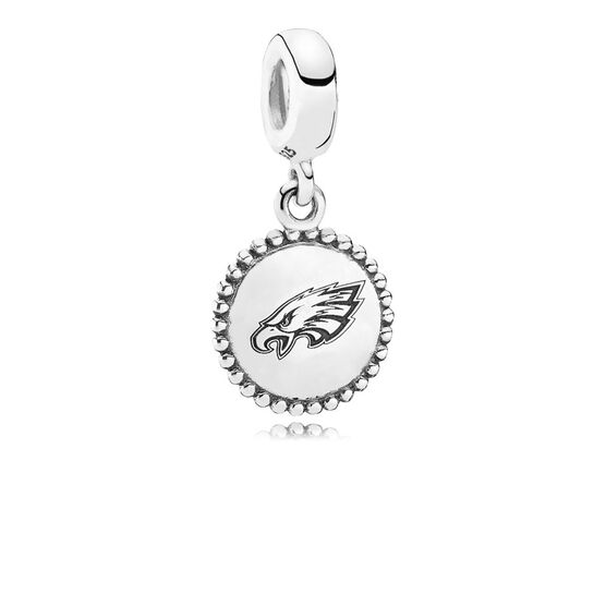 PANDORA Philadelphia Eagles Charm
