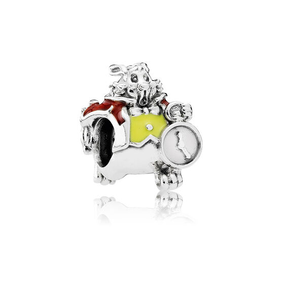 PANDORA Disney White Rabbit Charm