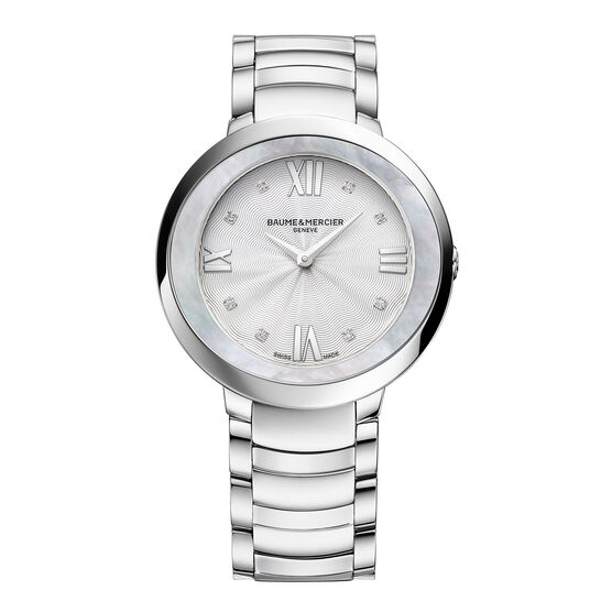 Baume & Mercier PROMESSE Diamond Watch