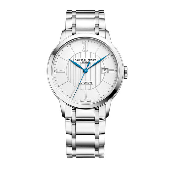Baume & Mercier CLASSIMA 10215 Watch, 40mm