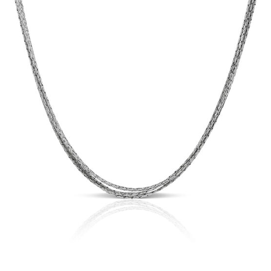 Toscano Sparkle Necklace 14K