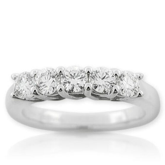 Forevermark Diamond Band 14K, 1 ctw.
