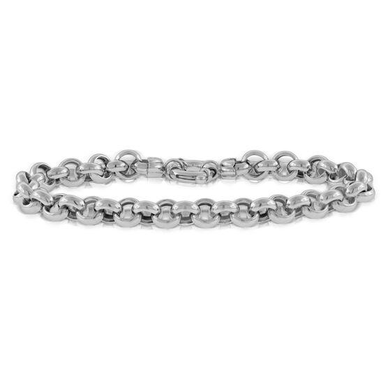 Toscano Rolo Chain Bracelet, 14K