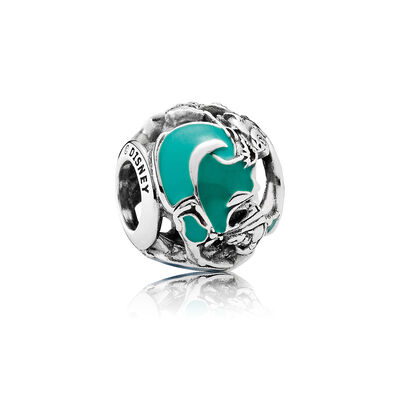 PANDORA Disney Alice's Tea Party Charm
