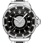 TAG Heuer Formula 1 Quartz Watch with Diamonds, 37mm