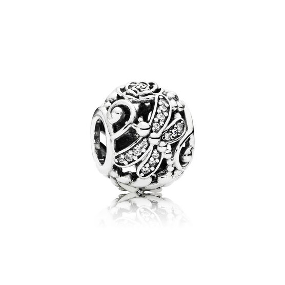 PANDORA Dragonfly Meadow Charm