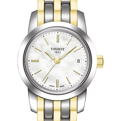 Tissot Classic Dream Mother-of-Pearl Watch