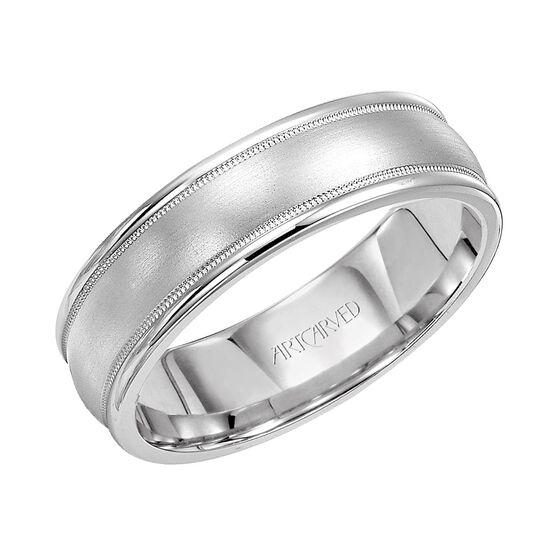 Men's ArtCarved Ring 14K