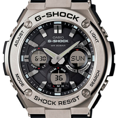 G-Shock G-Steel Watch