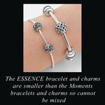 PANDORA Essence Optimism Crystal & CZ Charm