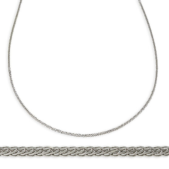 Spiga Chain 14K, Adjustable to 22""
