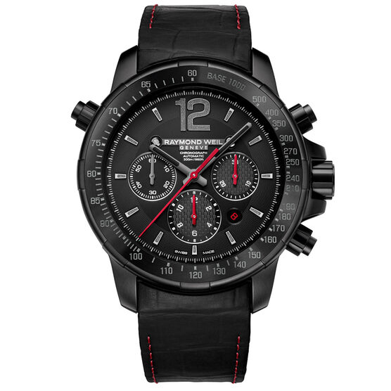 Raymond Weil Nabucco Chronograph Watch