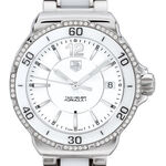 TAG Heuer Formula 1 Watch with Diamond Bezel, 37mm