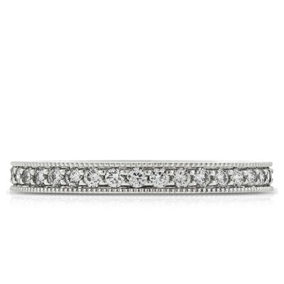 Eternity Band, 1/2 ctw. in Platinum