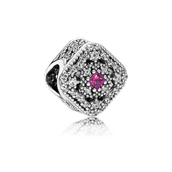 PANDORA Fairytale Treasure CZ Charm