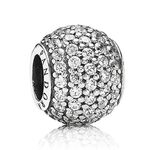 PANDORA Clear Pave Lights Charm