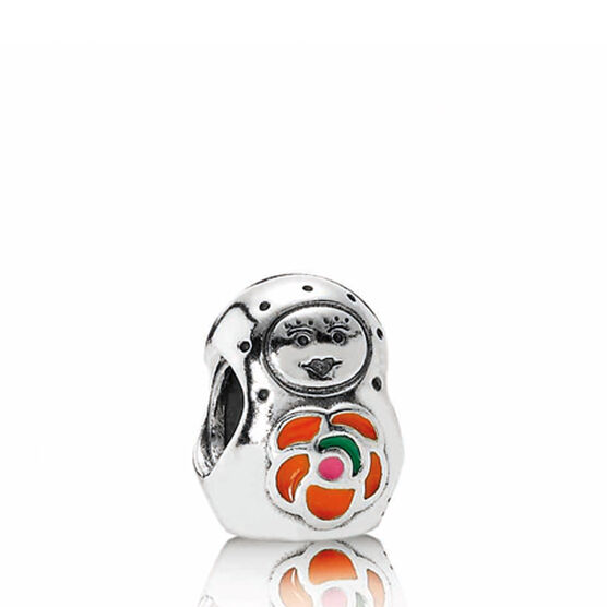 PANDORA Matryoshka Charm RETIRED