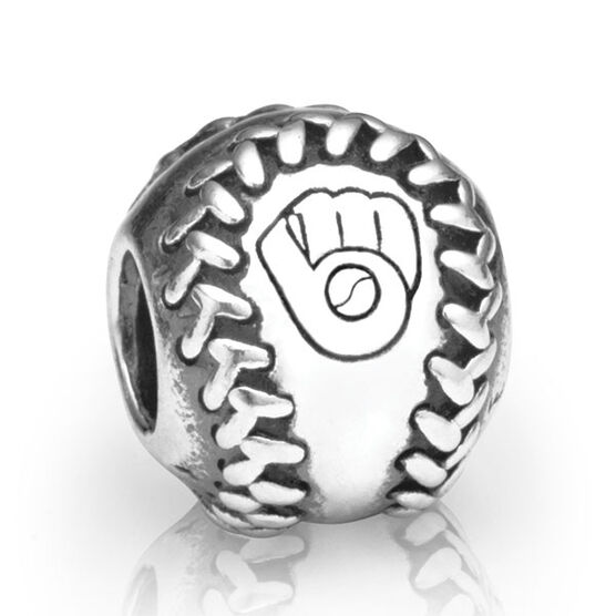PANDORA Milwaukee Brewers MLB Charm