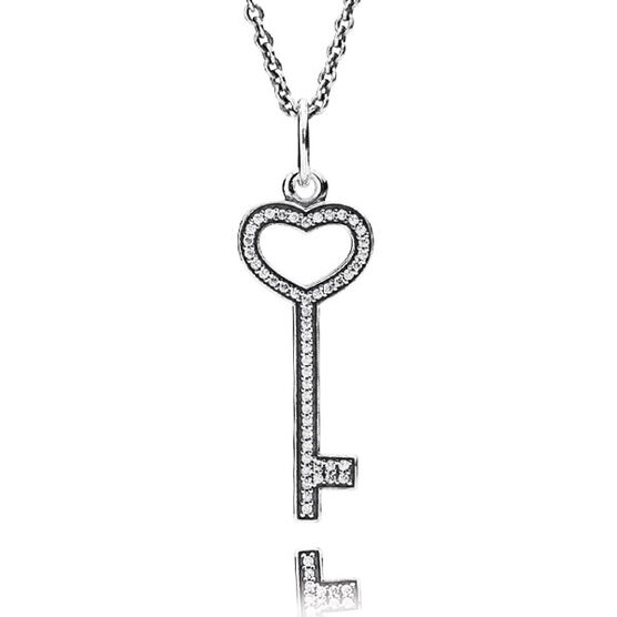 PANDORA Unlock My Heart Pendant