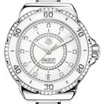 TAG Heuer Formula 1 Automatic Diamond Watch, 37mm