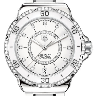 TAG Heuer Formula 1 Automatic Diamond Watch