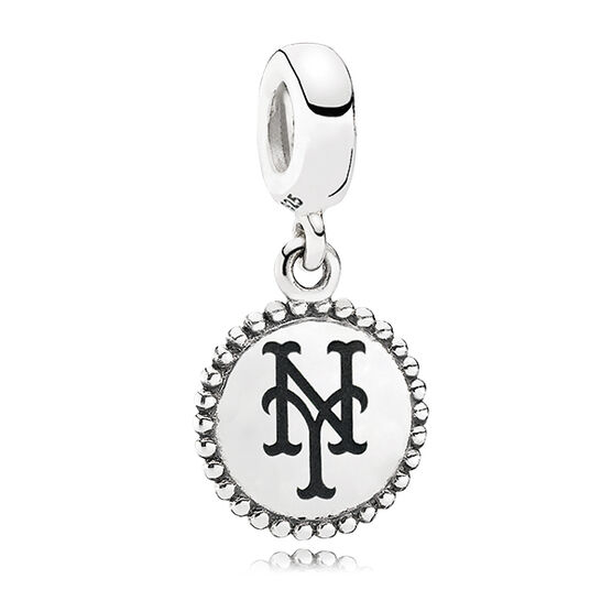 PANDORA Mets MLB Dangle Charm