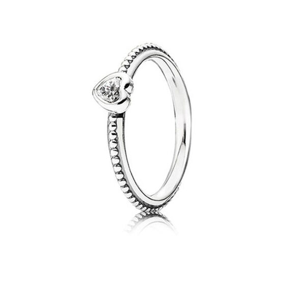 PANDORA One Love CZ Ring
