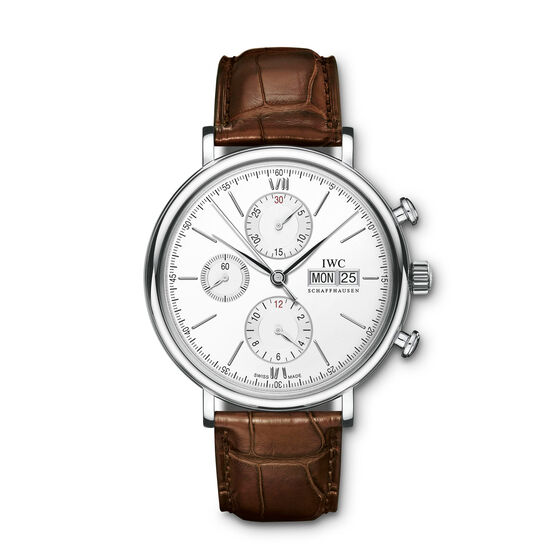 IWC Portofino Chronograph Watch